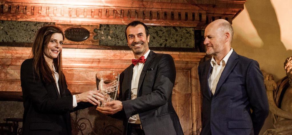 Andrea Occhipinti galardonado con el segundo premio UniFrance del Cine Francés