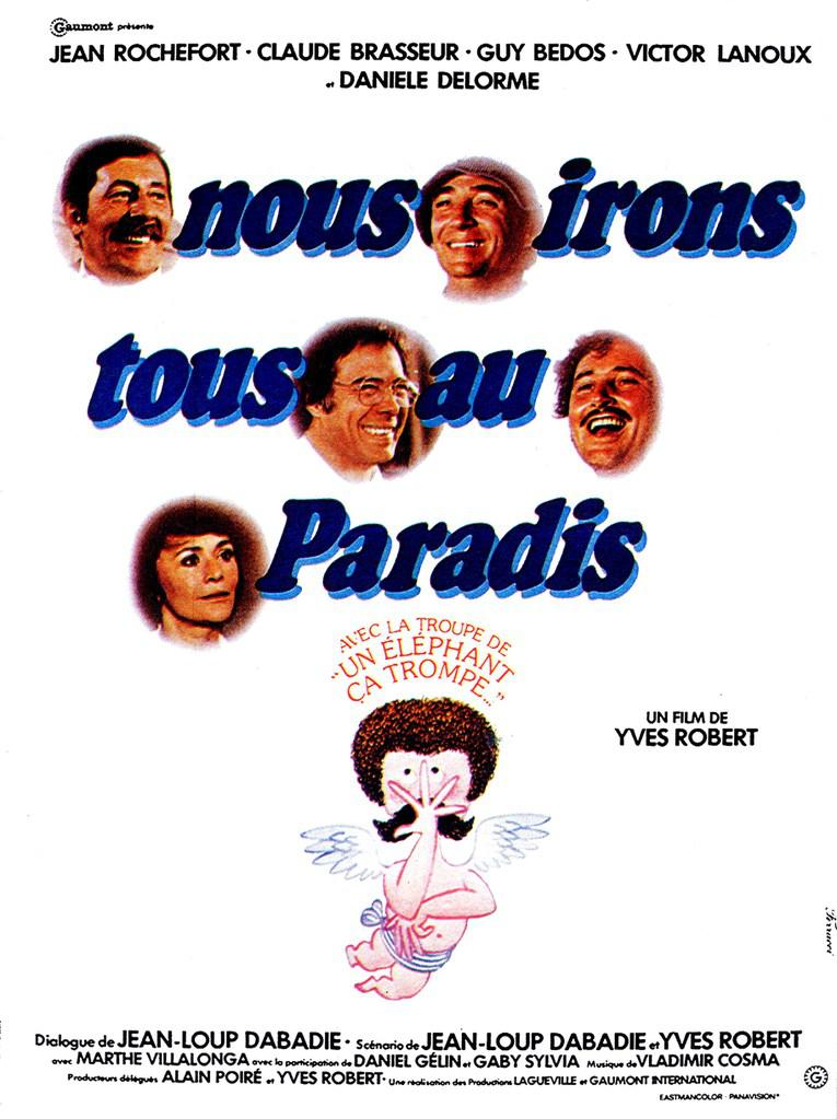 Pardon Mon Affaire, Too! / We Will All Meet in Paradise