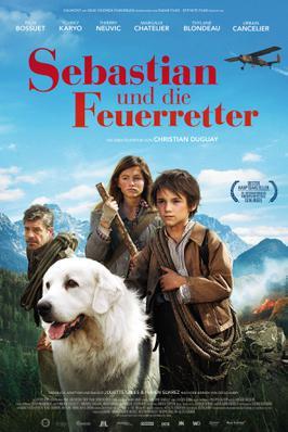 Belle et Sébastien, l'aventure continue - Poster - Germany