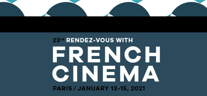 UniFrance presents the 23rd Rendez-Vous with French Cinema in Paris