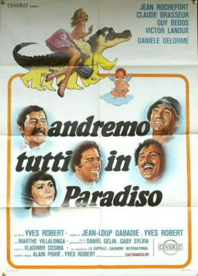 Pardon Mon Affaire, Too! / We Will All Meet in Paradise - Italy
