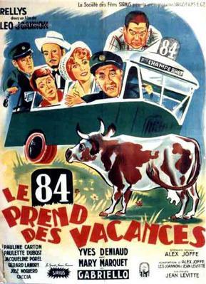Le 84 prend des vacances