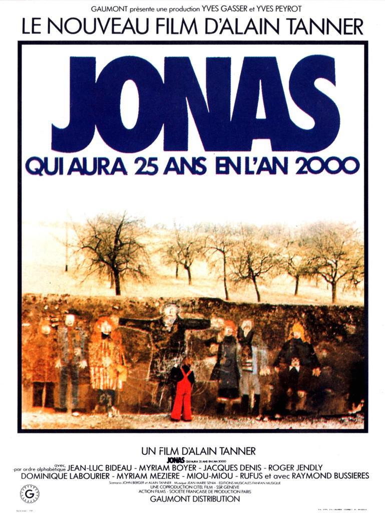 ジョナスは2000年に25才になる