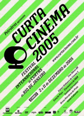 Curtacinema - 2005