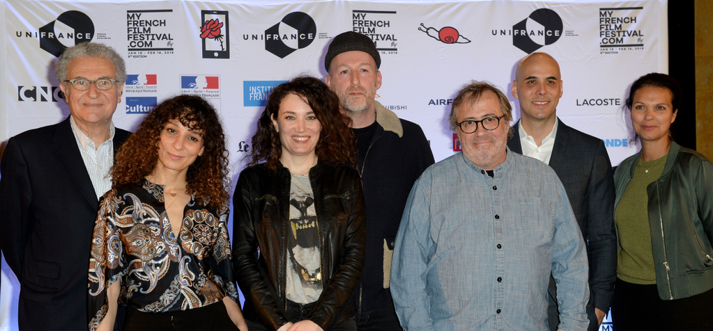 The 9th edition of MyFrenchFilmFestival is launched!