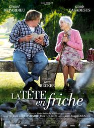 La Tête en friche - Poster - France