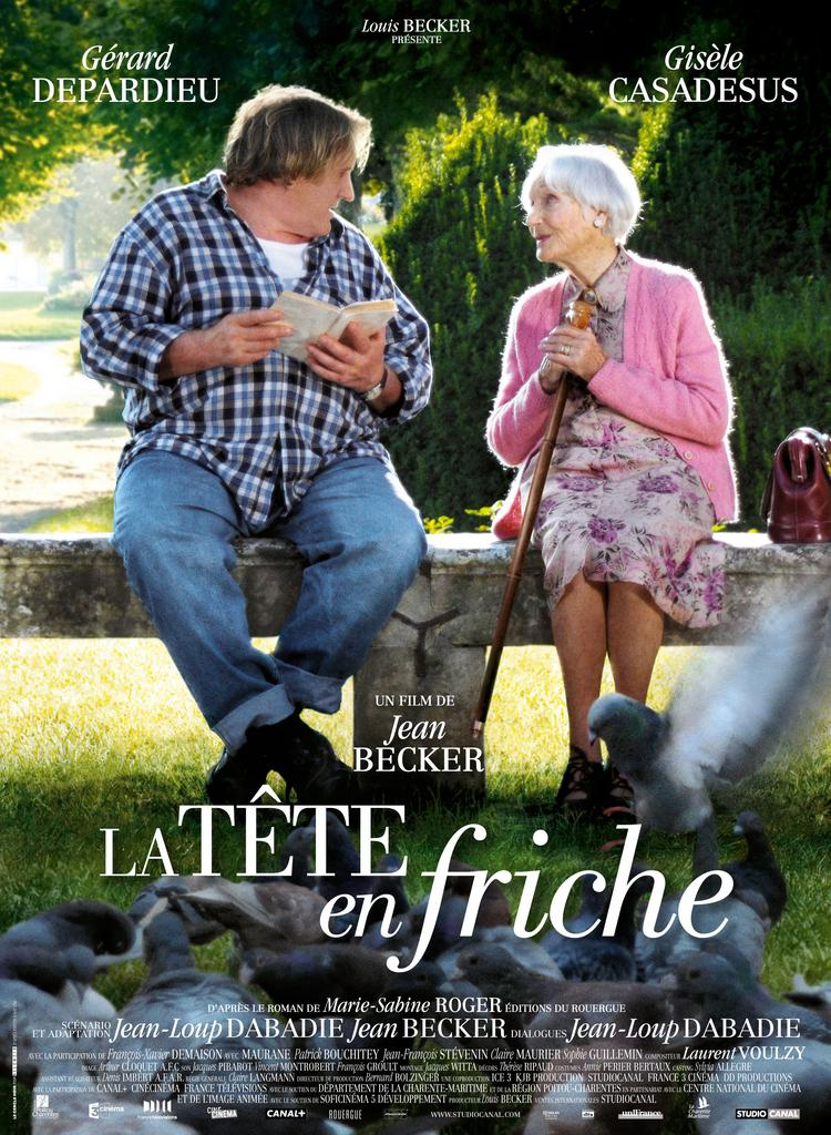 Berlin French Film Week - 2012 - Poster - France