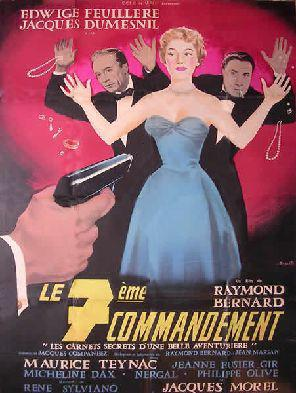 Le 7eme Commandement
