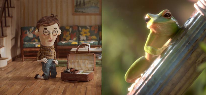 """Séance gratuite spéciale Oscars : """"Garden Party"""" & """"Negative Space"""""""