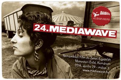 Mediawave - Rencontre internationale de cinéma et musique de Fort Monostor - Komárom - 2014