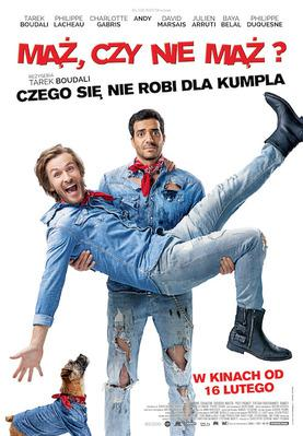 Epouse-moi mon pote - Poster - Poland