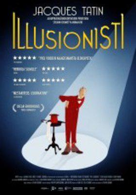 L' Illusionniste - Poster - Finland