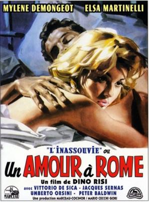 L'Inassouvie (Un amour à Rome)