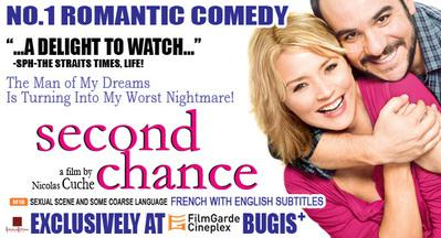 Second Chance - Poster - Singapore
