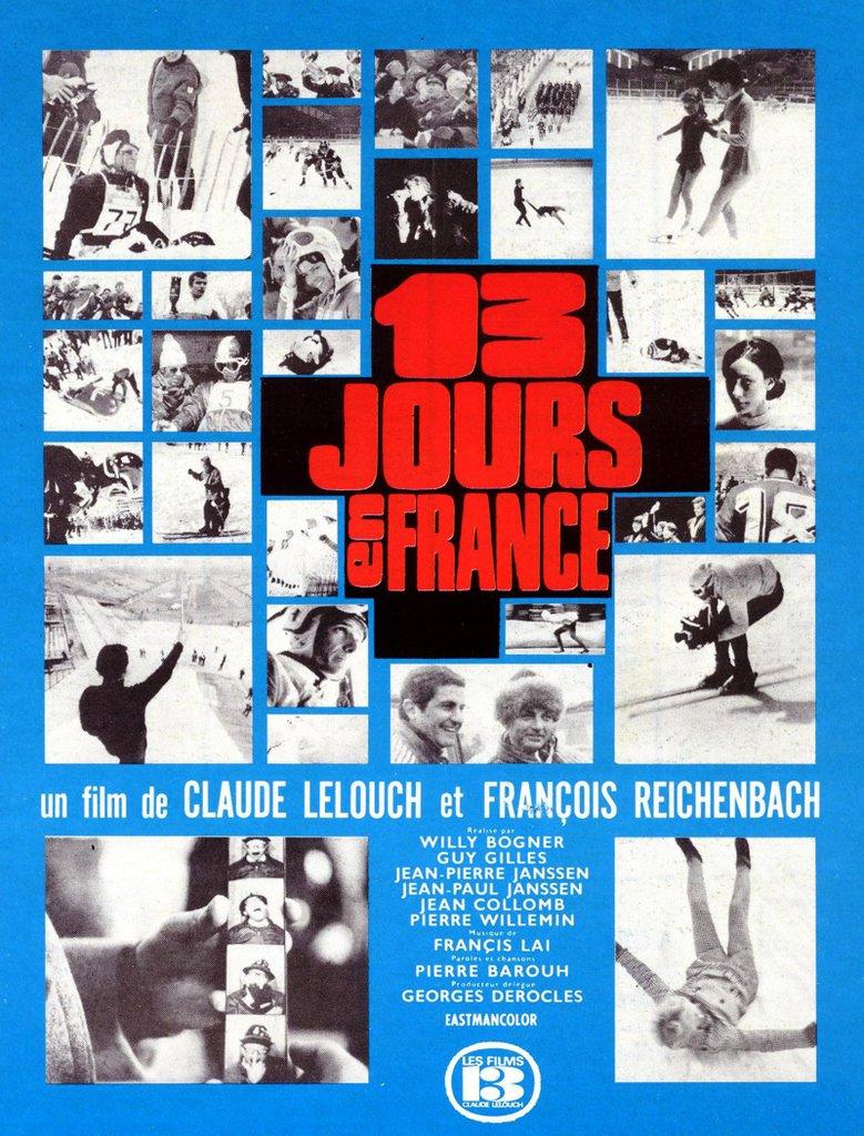 Treize jours en France