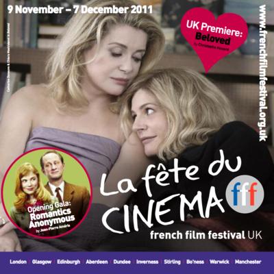 ロンドン-フレンチフィルムフェスティバルUK - 2011