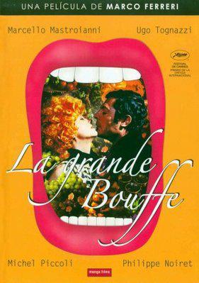 La Grande Bouffe - Poster Espagne