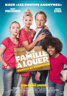 Family for Rent - Poster - Switzerland
