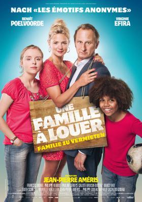 Une famille à louer - Poster - Switzerland