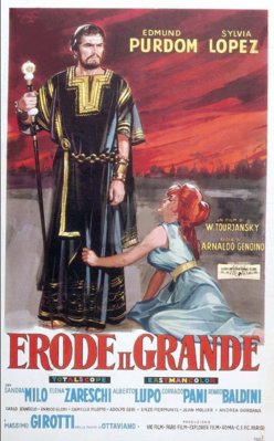 Le Roi cruel - Poster - Italy