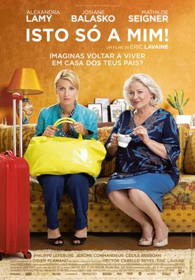 Retour chez ma mère - Poster - Portugal