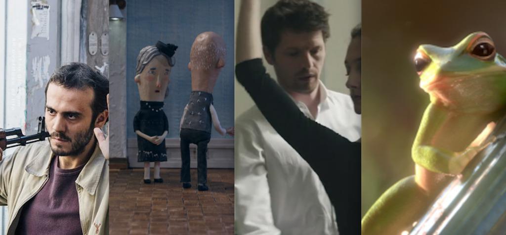 4 cortometrajes franceses preseleccionados a los Óscars 2018