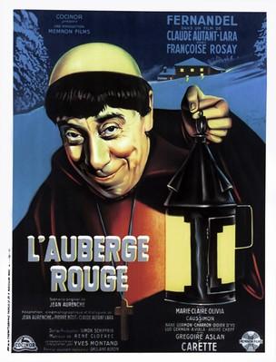 El Albergue rojo - Poster France