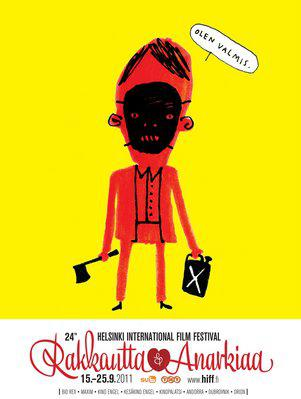 Helsinki International Film Festival - Love & Anarchy - 2011