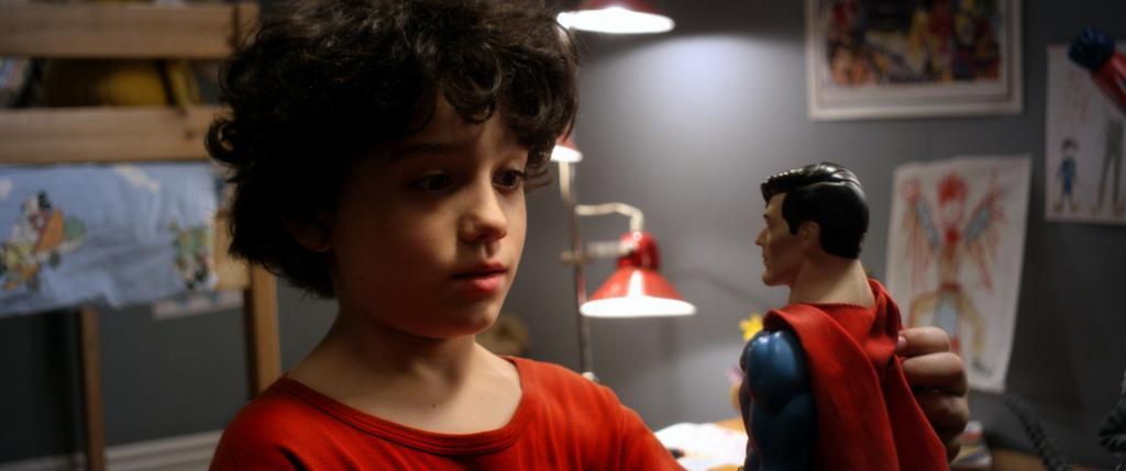 Superman Isn't Jewish (...But I Am, a Bit)