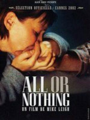 All or nothing                               全か無か