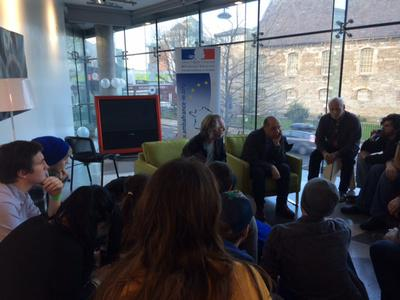 Michel Gondry and Bruno Delbonnel give masterclasses in Dublin