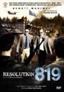 Résolution 819 - Jaquette DVD