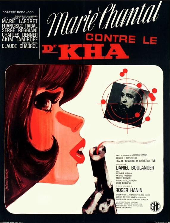 Marie Chantal contre le Dr. Kha