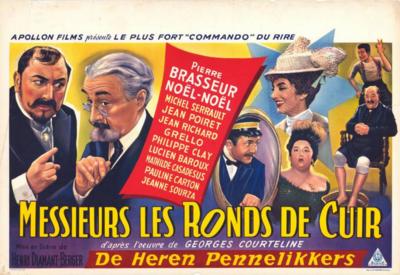 Messieurs les ronds-de-cuir - Belgium