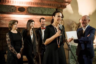 Andrea Occhipinti wins the 2nd UniFrance French Cinema Award