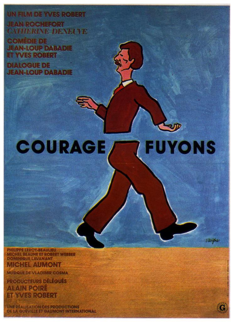 Courage, Let's Run!