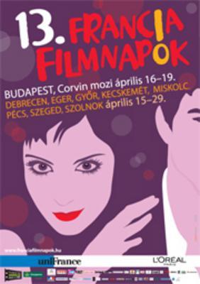 Journées du film français de Budapest - 2009