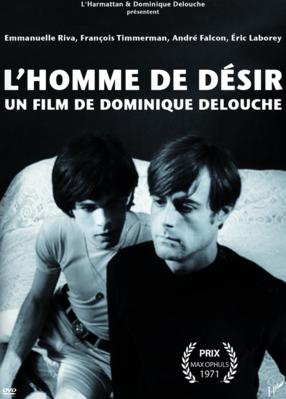 HOMME DE DESIR (L') - Jaquette DVD - France