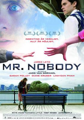 Mr. Nobody - Affiche Suede