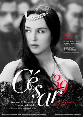 Cesar Awards - French film industry awards - 2014