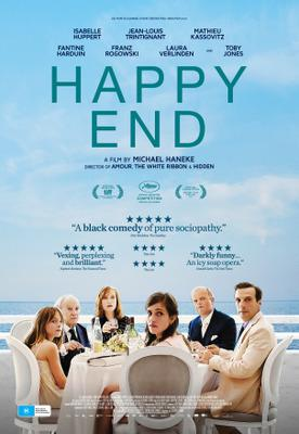 Happy End - Poster - Australia