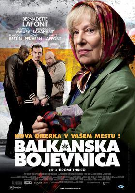 Paulette - Poster - Slovenia