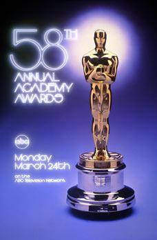 Premios Óscar - 1986