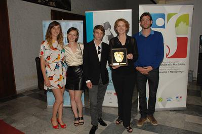 An excellent year for the French Film Festival in Macedonia in 2015