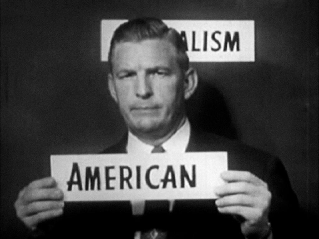 American Capitalism, a Self-Portrait
