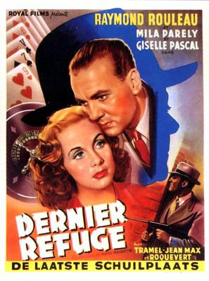 Dernier Refuge - Poster Belgique