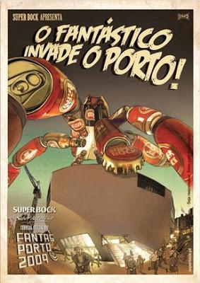 Festival Internacional de Cine de Porto (Fantasporto) - 2009
