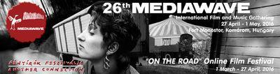 Mediawave - Rencontre internationale de cinéma et musique de Fort Monostor - Komárom - 2016