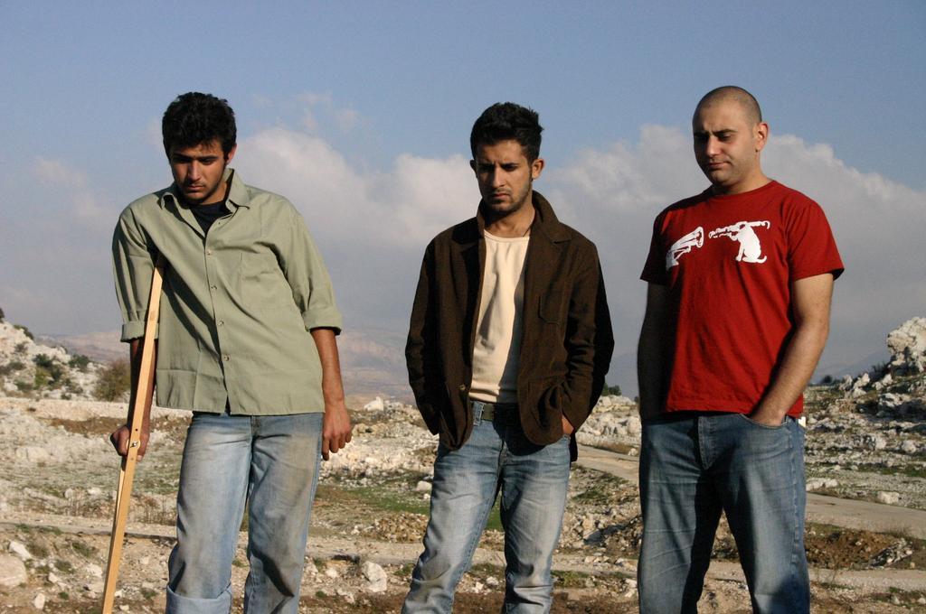 Hamzi Nasrallah