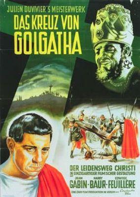 Golgotha - Poster Allemagne
